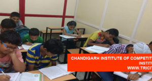 Chandigarh Institute of Competitions