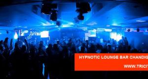 HYPNOTIC LOUNGE BAR CHANDIGARH
