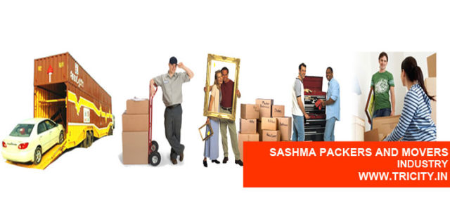SASHMA PACKERS AND MOVERS
