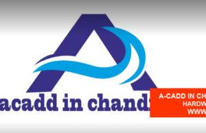 A-Cadd In Chandigarh
