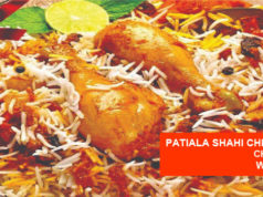 PATIALA SHAHI CHICKEN CORNER