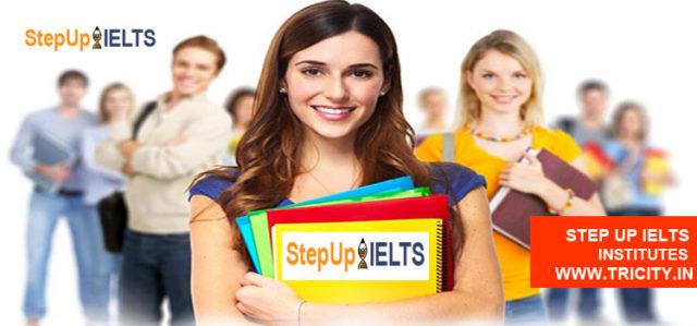 STEP UP IELTS