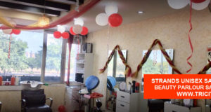 STRANDS UNISEX SALON