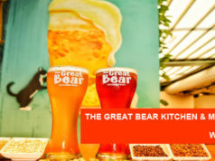 The Great Bear Kitchen & Microbrewery