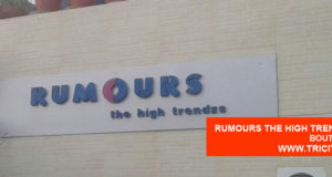 Rumours The High Trendzs
