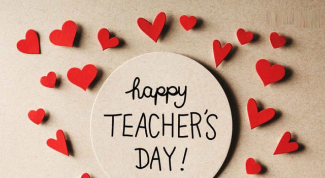 Teachers Day 2019