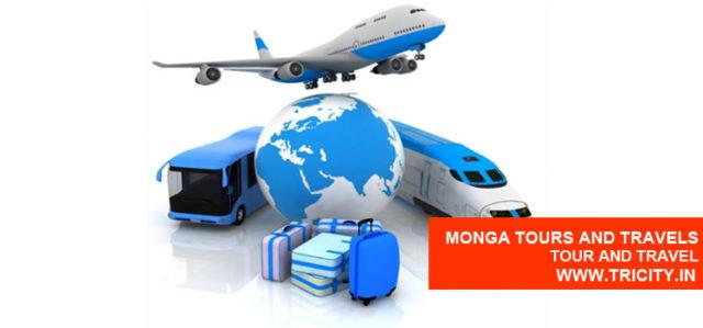 Monga Tours And Travels