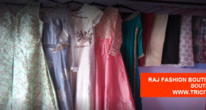 Raj Fashion Boutique