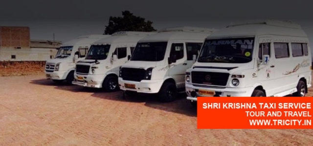Shri Krishna Taxi Service
