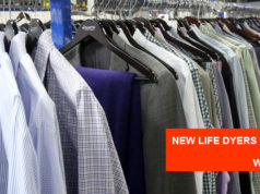 NEW LIFE DYERS DRYCLEANERS