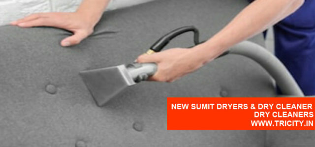 NEW SUMIT DRYERS & DRY CLEANER