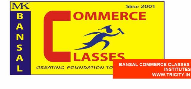 Bansal Commerce Classes