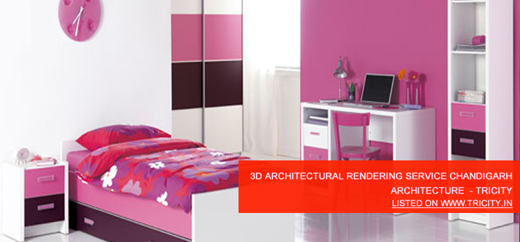 3D Architectural Rendering Service Chandigarh