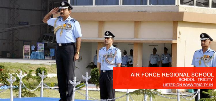 AIR FORCE REGIONAL SCHOOL