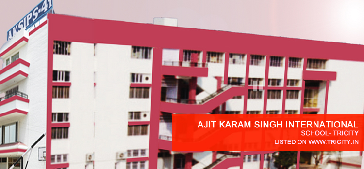 AJIT KARAM SINGH INTERNATIONAL SCHOOL