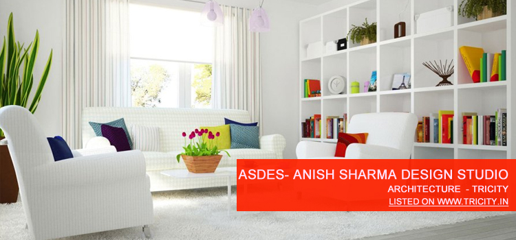ASDES- Anish Sharma Design Studio