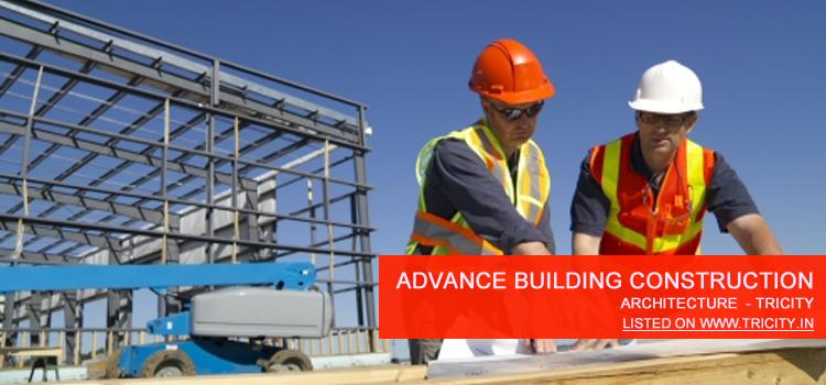 Advance Building Construction chandigarh