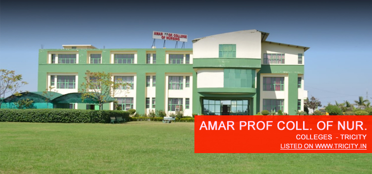 Amar Professional College of Nursing