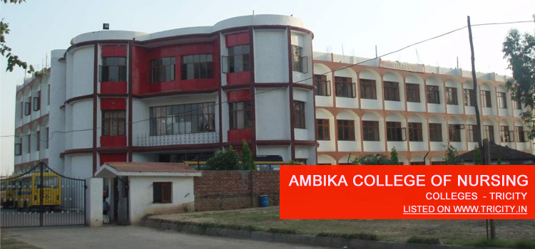 Ambika College of Nursing