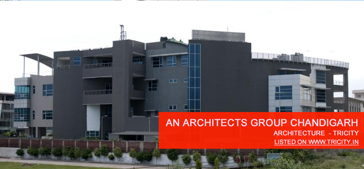 An Architects Group chandigarh