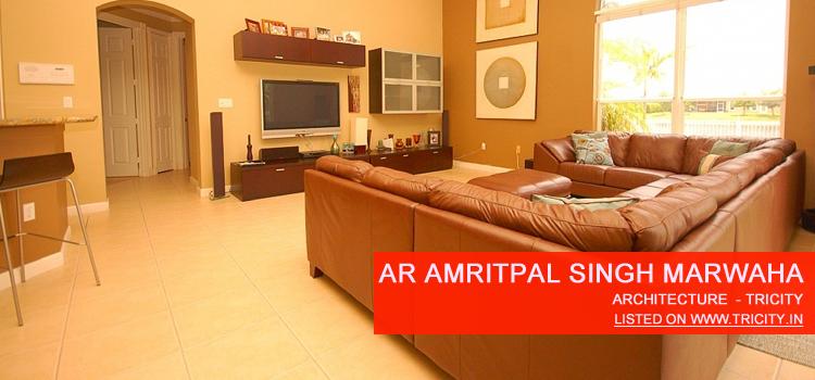 Ar Amritpal Singh Marwaha