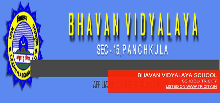 BHAVAN VIDYALAYA SCHOOL