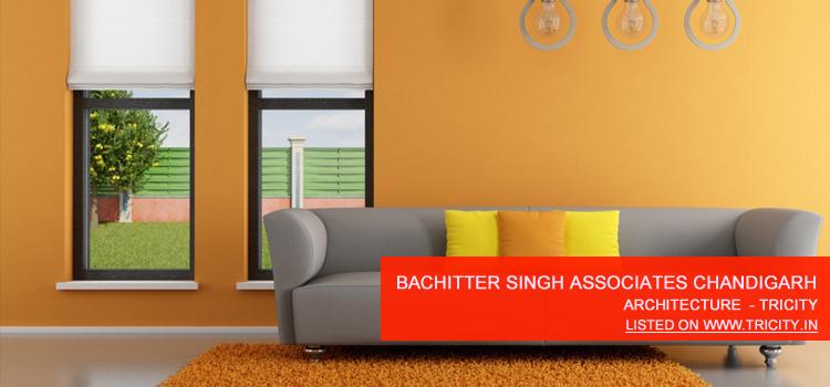 Bachitter Singh Associates Chandigarh
