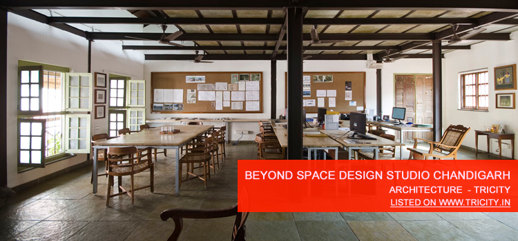 Beyond Space Design Studio Chandigarh