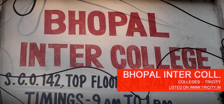 Bhopal Inter College