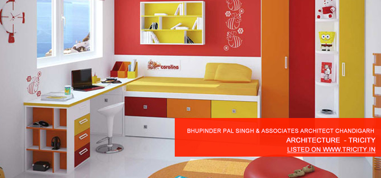 Bhupinder Pal Singh & Associates Architect Chandigarh