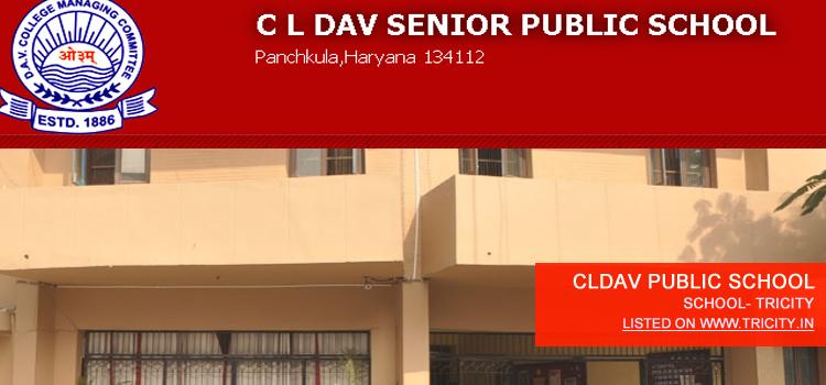 CLDAV PUBLIC SCHOOL