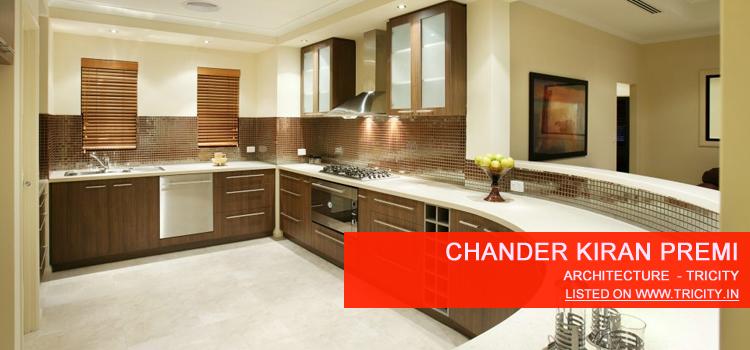 Chander Kiran Premi