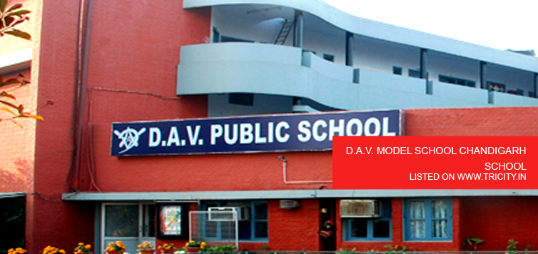 D.A.V. MODEL SCHOOL CHANDIGARH