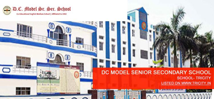 DC MODEL SENIOR SECONDARY SCHOOL