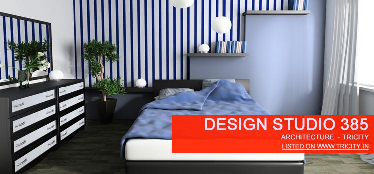 Design Studio 385 chandigarh