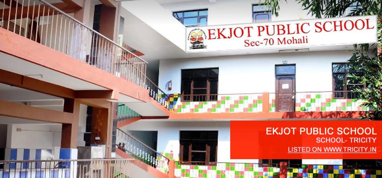 EKJOT PUBLIC SCHOOL MOHALI