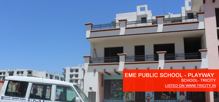 EME PUBLIC SCHOOL - PLAYWAY SCHOOL