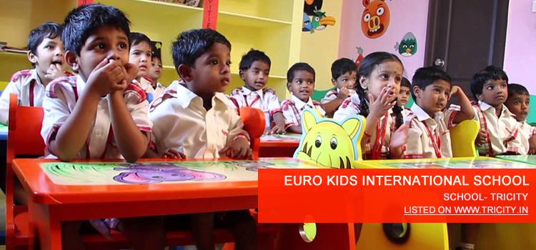 EURO KIDS INTERNATIONAL PRIVATE LIMITED SCHOOL