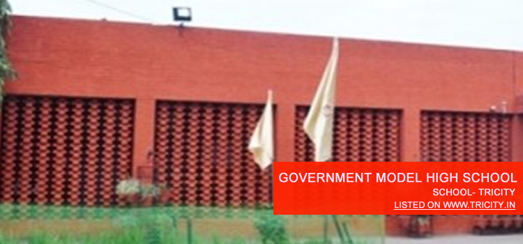 GOVERNMENT MODEL HIGH SCHOOL