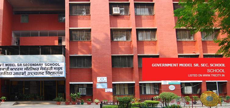 GOVERNMENT MODEL SR. SEC. SCHOOL