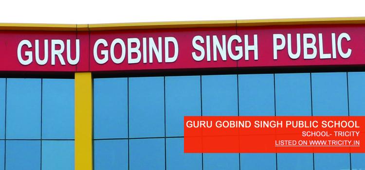 GURU GOBIND SINGH PUBLIC SCHOOL