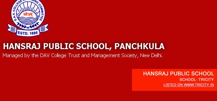HANSRAJ PUBLIC SCHOOL