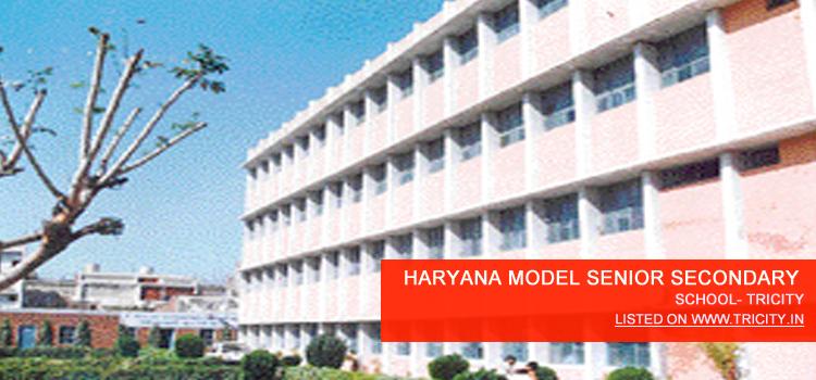 Haryana Model Senior Secondary School