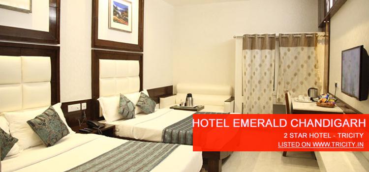 Hotel Emerald Chandigarh