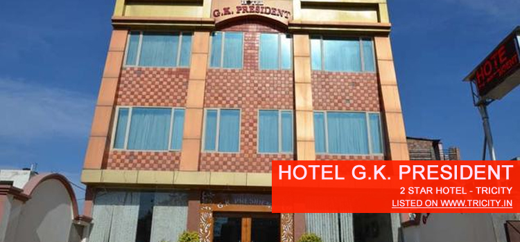 Hotel G.K. President