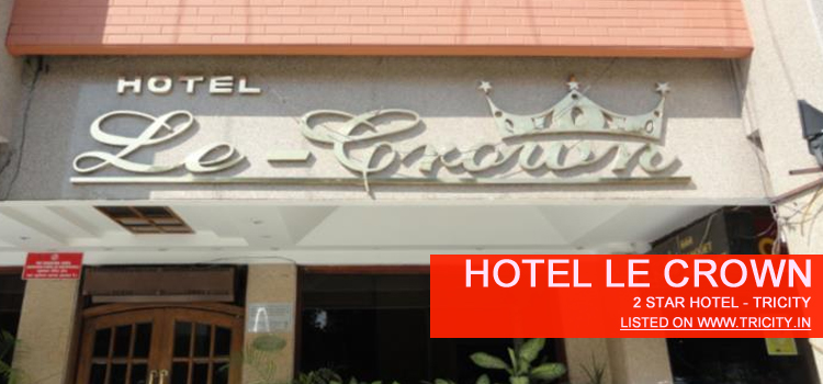Hotel Le Crown