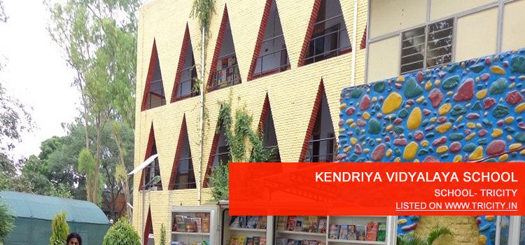 KENDRIYA VIDYALAYA SCHOOL