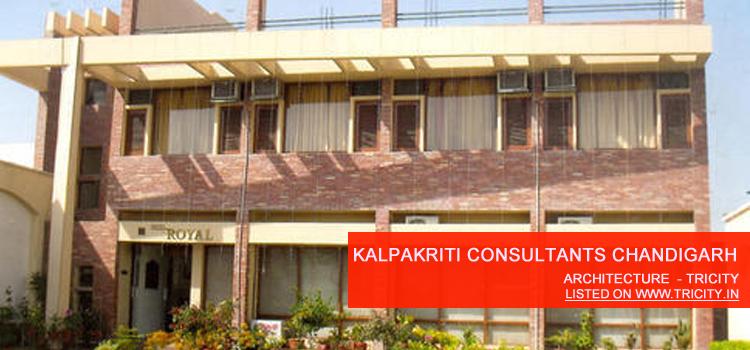 Kalpakriti Consultants Chandigarh