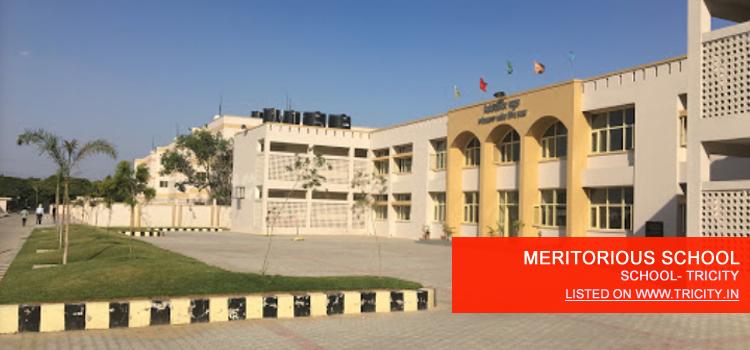 MERITORIOUS SCHOOL
