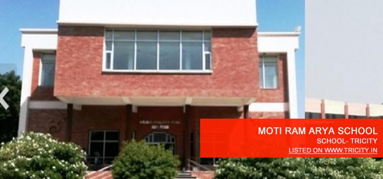 MOTI RAM ARYA SCHOOL